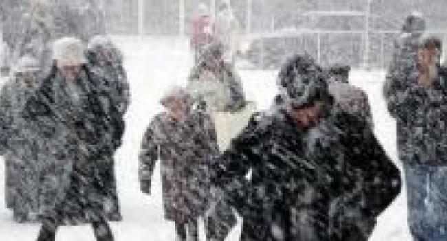 На выходные в Кременчуге будет очень мокро и ветрено