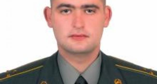 Сегодня встречаем погибшего воина-защитника Алексея Борищака