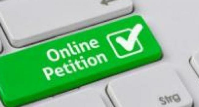 Первая петиция в Кременчугский горсовет набрала более 250 голосов