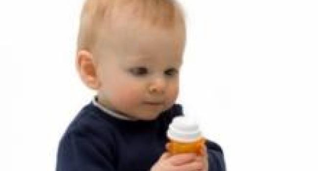 Трехлетний кременчужанин отравился таблетками