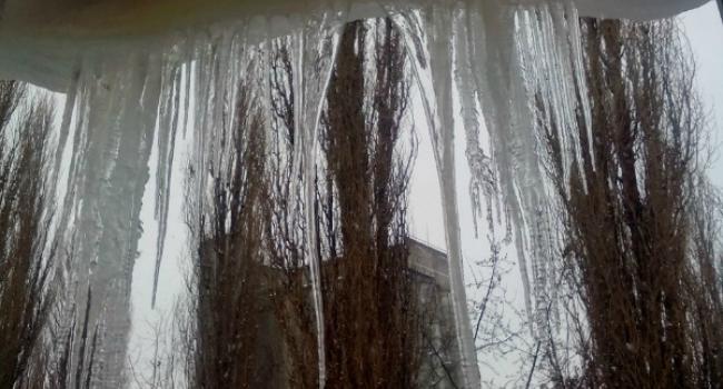 В Кременчуге с крыш сползают жуткие «охотники за головами»