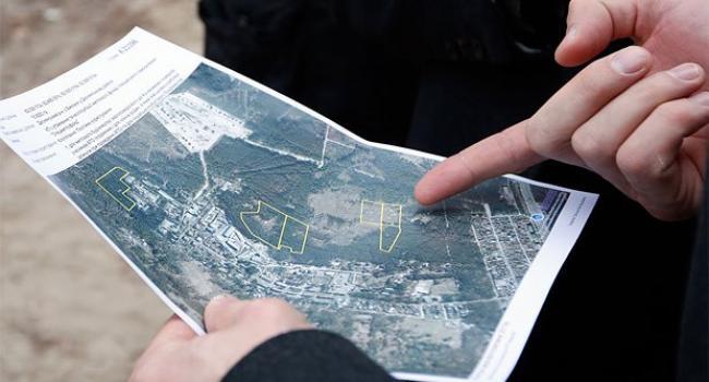 Земельных участков для участников АТО на «Озерном» будет намного меньше, чем планировалось