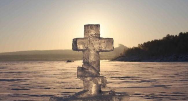 Поздравления проза на крещение