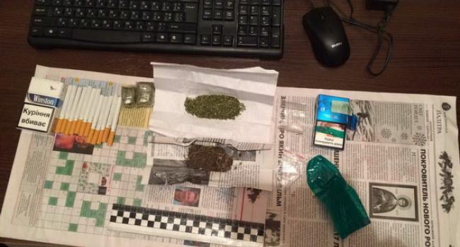 СБУ перекрыла канал поставки наркотиков в колонию на Полтавщине