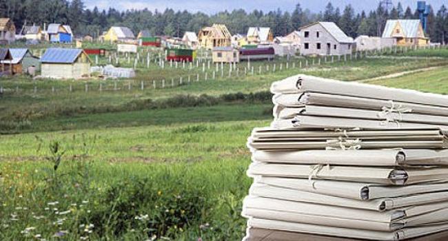 Участники АТО в следующем году будут получать землю в микрорайоне «Озерный»