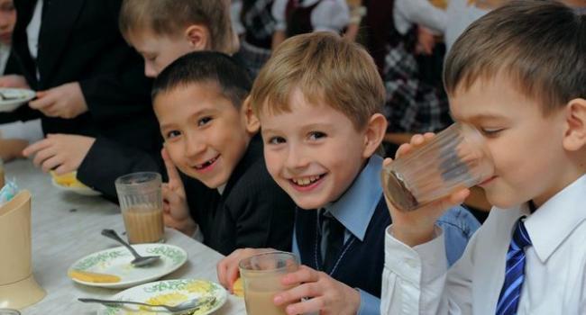 Кременчугских школьников будут кормить на 1,5 гривни лучше
