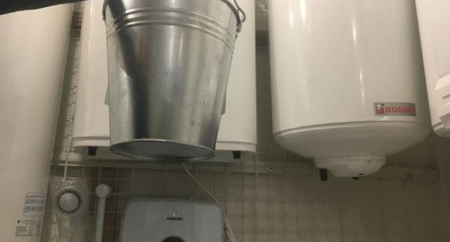 Лишилися без гарячої води – готуйте тисячі на бойлер