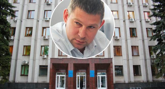 В кременчугской мэрии не знают, каким образом нардеп-тушка Шаповалов поддержал празднование Дня города
