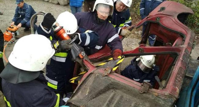 Кременчуцькі рятувальники тепер можуть працювати як у Великій Британії