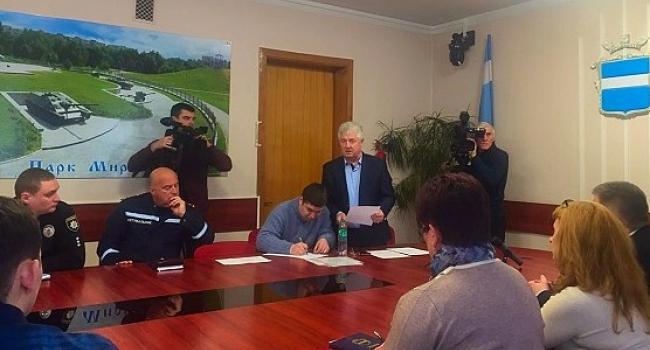 Ветеринарно-патрульные посты при въезде в Кременчуг сняты