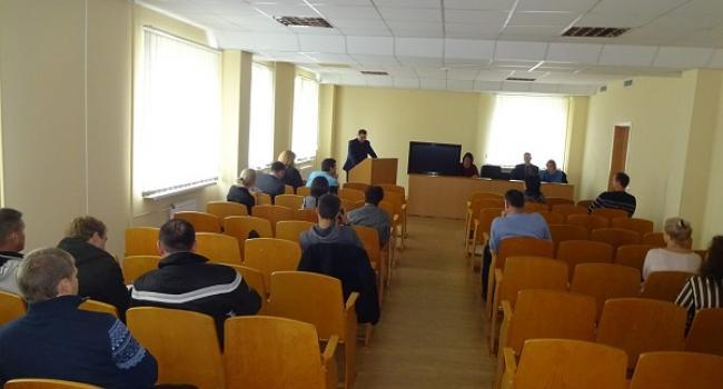 Півкілометра труби – замість лічильників: в Кременчуці обговорили нову інвестиційну програму «Полтаваобленерго»