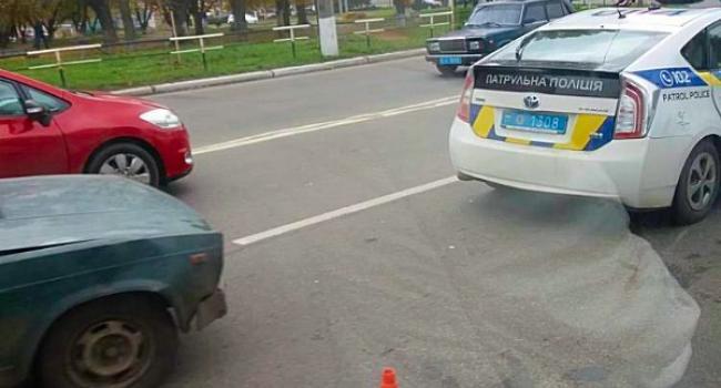 В районі пивзаводу ВАЗ збив жінку