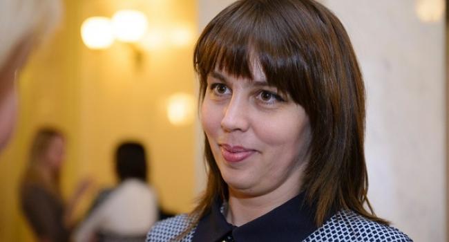 Нардеп Веселова, чья приемная работает в Кременчуге, исключена из парламентской фракции «Самопоміч»