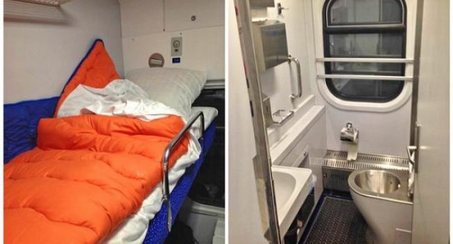 Нові вагони від Крюківського вагонзаводу вразили пасажирів