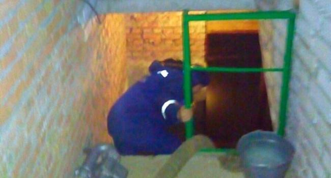 Рятувальники відкачали з підвалу кременчуцької гімназії  майже 23,5 куба води