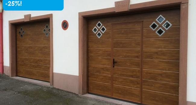 Как вслепую отличить две серии гаражных ворот Ryterna в Киеве, рассказывает vorota24.com.ua
