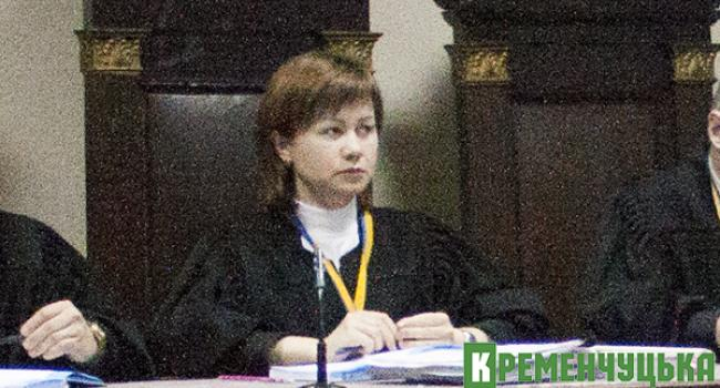От Высшего совета правосудия потребовали увольнения судьи, которая выпустила под домашний арест обвиняемых в убийстве мэра Кременчуга Бабаева