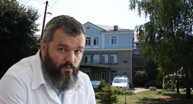 АТОвці сьогодні висловили обурення діями головлікаря лікарні «Кременчуцька» Віктора Сичова, котрий, на їх думку, опинився у центрі чергового скандалу