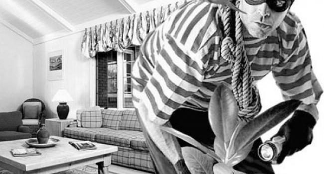 «Домушники» полишили кременчужан особистого майна на 18 тисяч гривень