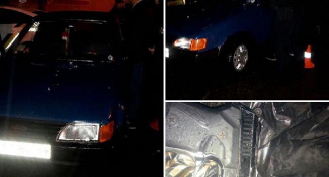 Кременчуцькі патрульні по гарячих слідах затримали нетверезих викрадачів авто