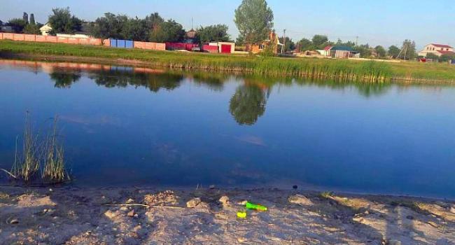 В Кременчуцькому районі втопилася 5-річна дитина