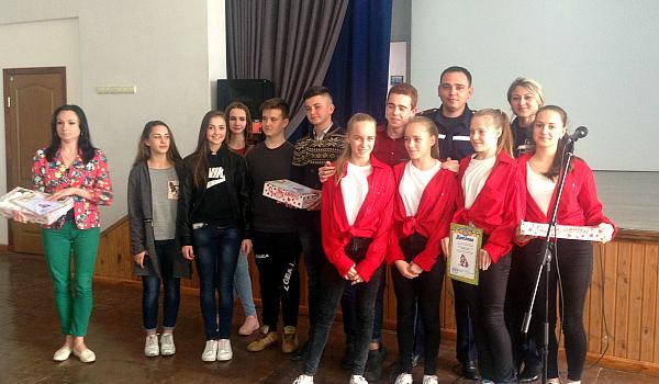Учні кременчуцького ліцею № 11 стали найкращими серед дружин юних пожежних міста