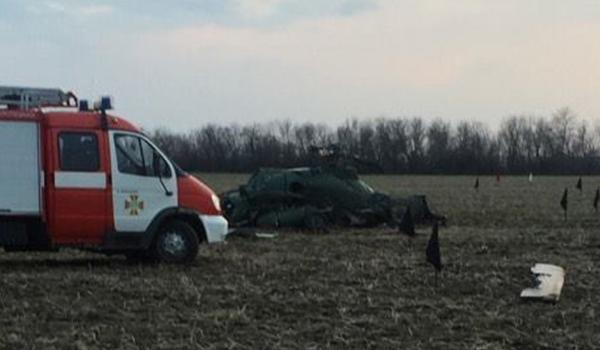 Кременчужанин погиб в аварии военного вертолета под Краматорском (дополнено)