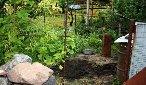 У Кременчуцькому районі вбили мешканця Білецьківки, а потім – закопали на присадибній ділянці