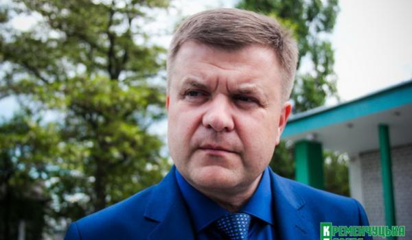 Над главой Кременчугской райгосадминистрации Безкоровайным завис дамоклов меч недоверия