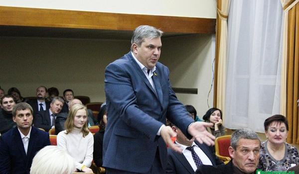 Депутат Кальченко «склав руки», коли йому запропонували очолити КП «Теплоенерго» – мэр Малецький