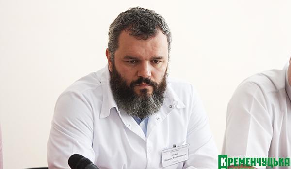 Директор лікарні «Кременчуцька» Сичов розповів про культуру давання хабарів лікарям