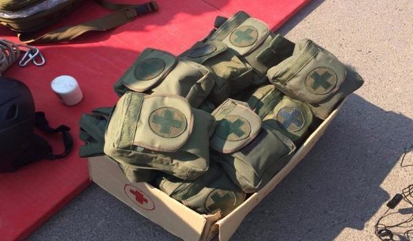 Для правоохоронців Полтавщини придбають медичні аптечки поліцейського на 135 тис гривень