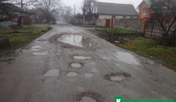 Як після бомбадирування: провулок Кагамлицький краще оминути десятою дорогою