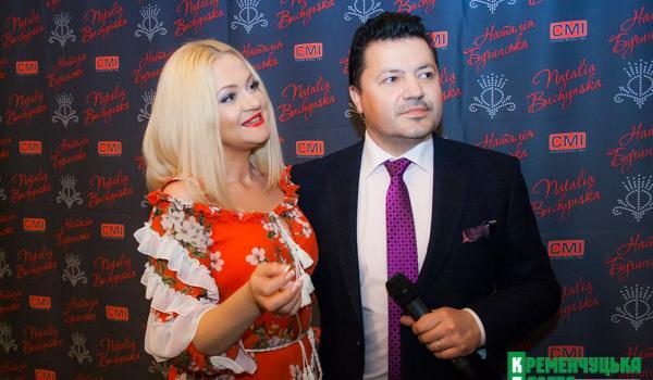Н.Бучинская и Н.Петраш
