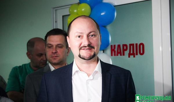 Е-декларация начальник Кременчугского управления охраны здоровья Середы: скромен в доходах и тратах