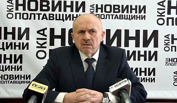 Главный «антимонопольщик» Полтавщины задекларировал почти миллион гривень
