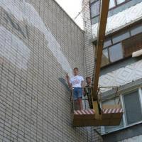 Кременчугский художник борется против «серых стен»