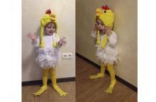 К конкурсу от Кременчугской газеты присоединился маленький Цыпленок