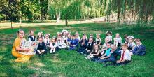 Фотоконкурс «Мой класс!»:веселые исследователи