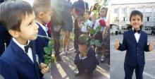 """Фотоконкурс """"Первый раз в первый класс"""": Андрей Коваленко"""