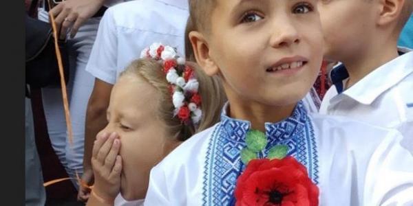 """Фотоконкурс """"Первый раз в первый класс"""": Артем Осокин"""