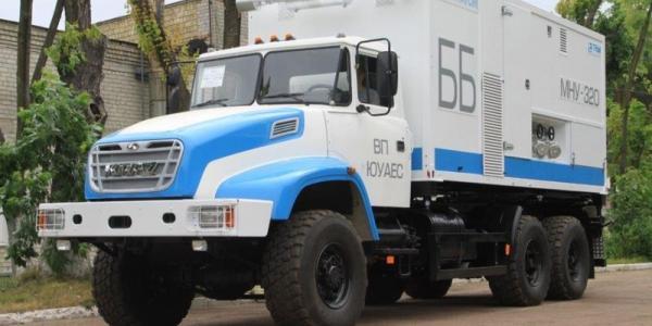 «КрАЗ» и «Титал» создали новый спецавтомобиль