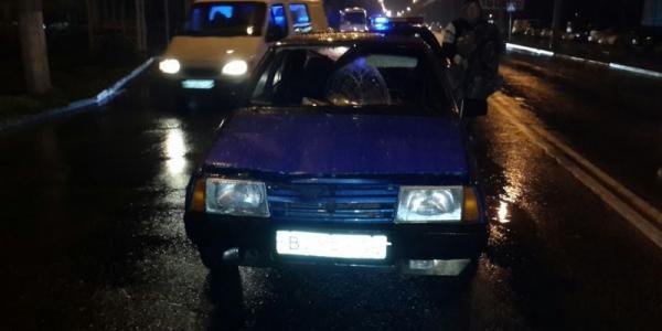 В районе спортклуба «Sport-life» автомобиль сбил пешехода (дополнено)