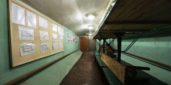 В Кременчуге защитные сооружения есть только на предприятиях