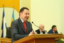 Бражененко пообещал подарить Пиддубной землю