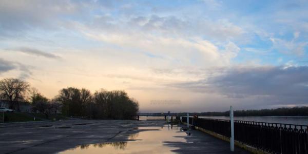 Погода в Кременчуге: от нуля - до минус пяти