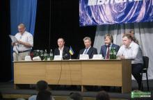 Оппозиционеры избрали в Кременчуге облруководство партии