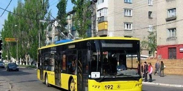 Кременчугскому троллейбусному управлению – 49 лет