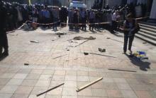 Под Верховной Радой ранены 90 человек
