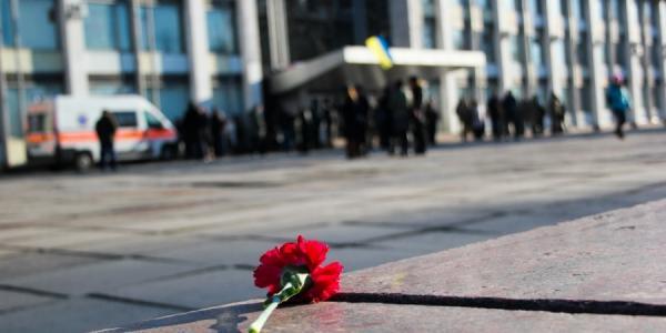 Погибшего в АТО Олега Довбню похоронят 30 марта